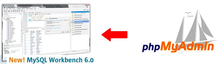 phpMyAdmin使いの為のMySQL Workbench入門 データベースの作成、インポート、エクスポート